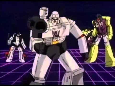 Transformers G1 opening Todas las temporadas