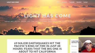 Will Yah People Be Going Home Soon?? A Messianic Calendar, Hurricanes, Quakes and Warnings! News!
