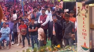 Pawan singh style...stage show...Basant Thakur 8578920140