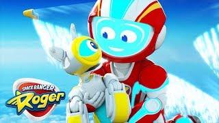 Space Ranger Roger | Taking Flight | Cartoons For Children | Cartoons For Kids