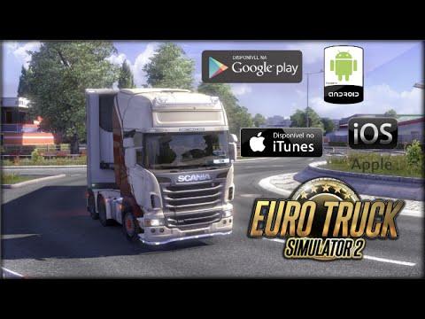 Скачать euro truck simulator - Android