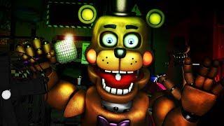 [SFM/FNAF] FNAF 6 New Age Rockstar Freddy Jumpscare Compilation Ultimate custom night