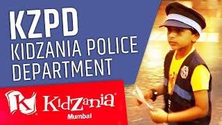 KidZania Police Department | KZPD | R City Mall Ghatkopar | Mumbai | किडजानिया