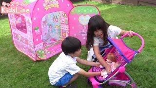 メルちゃんおもちゃの人気動画をまとめて連続再生!! こうくんねみちゃん
