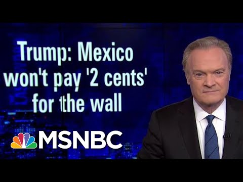 Lawrence President Donald Trump s Big Lie Collapsed Today The Last Word MSNBC