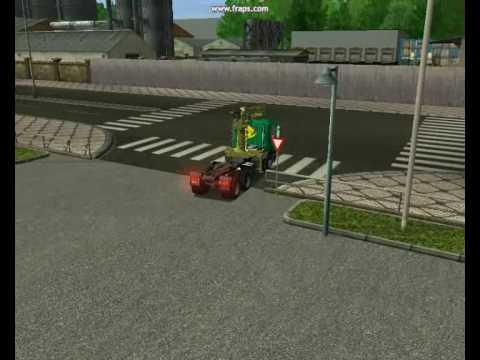 Euro Truck Simulator Scania P420
