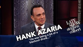 Hank Azaria Is Immune To Sadness While Doing