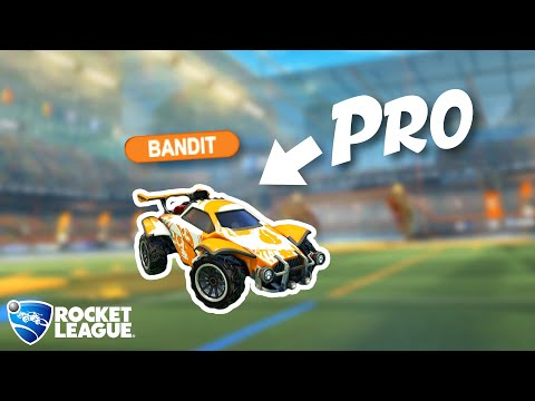 I disguised a Rocket League pro as a bot in a tournament. Will anyone notice