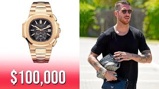 Top footballers And Their Watches  II Part 1 II