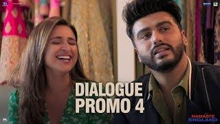 Namaste England | Dialogue Promo 4 | Arjun Kapoor, Parineeti Chopra | Vipul Amrutlal Shah | Oct 18