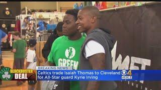 Celtics Fans React To Isaiah Thomas Trade
