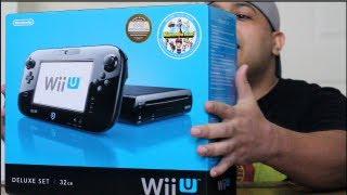 UNBOXING: Wii U Deluxe Set