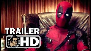 DEADPOOL 2 Brazil Comic-Con Teaser Trailer #3 (2018) Ryan Reynolds Marvel Superhero Movie HD