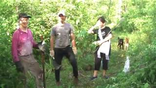 Kaeng Krachan International Peace Park Intro Oct 2017/Mar 2018 - Prof.Dr. Darryl Macer and Friends