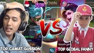 GUSSION VS FANNY BOCAH SD?! SIAPA TAKUT HAJAR BOSS!!