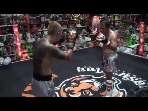 BBQ Beatdown 99 Yunglong Shen China vs Benten Thailand