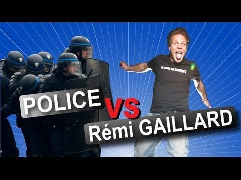 Xxx Mp4 REMI GAILLARD Vs POLICE 3gp Sex