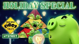 🎶Piggy Tales - 4th Street | Joyful Jingle - S4 Ep16 🎶🎄
