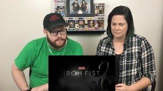 Marvel's Iron Fist: Season 2   Official Trailer Reaction