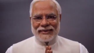 Making of PM Modi's Wax Statue at Madame Tussauds