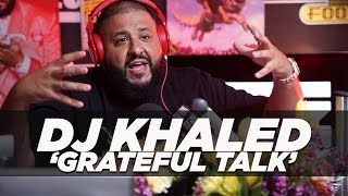 DJ Khaled Confirms Rihanna, Nas, Bieber, Chance The Rapper Feat. On Grateful