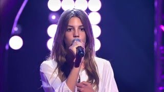 14-Year Old Aurélie Sings Hozier's Take Me To Church - Voice Kids