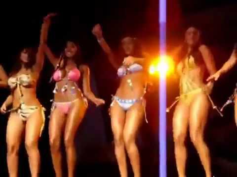 Chicas Car Audio Bogota 2009 .