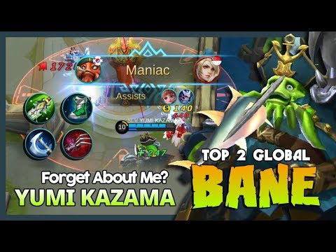 Where is My Savage? Yumi Kazama Ranked 2 Global Bane