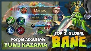 Where is My Savage? Yumi Kazama Ranked 2 Global Bane
