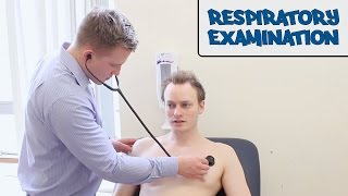 Respiratory Examination - OSCE Guide (New Version)