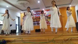Malayalam Clasical Christian Dance