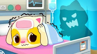 아기가 병원 싫어요| 의사놀이|생활습관 |베이비버스 인기동요모음|BabyBus