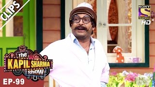Rajesh Arora Meets His New Neighbours In The Mohalla -The Kapil Sharma Show - 22nd Apr, 2017