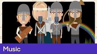 Loki the joker (song 1) | Primary Music - Viking Saga Songs