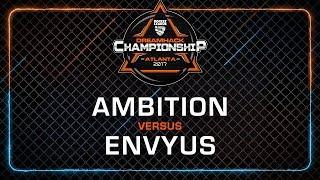 Ambition Esports vs Team EnVyUs - Rocket League Championship - DreamHack Atlanta 2017