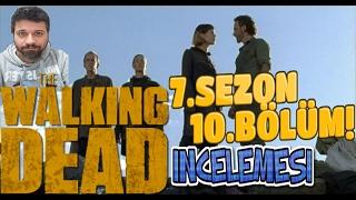 The Walking Dead 7.Sezon 10.Bölüm İncelemesi |  New Best Friends | Negan'sız bir bölüm daha :)