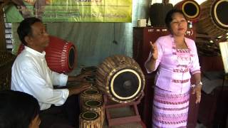 HSAING WAING - Myanmar Traditional Music Ensemble