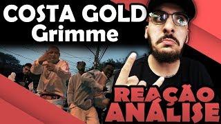 COSTA GOLD - GRIMME [REAÇÃO/ ANÁLISE]