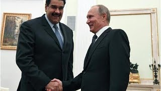 In Venezuela, Russia risks losing an ally and billions