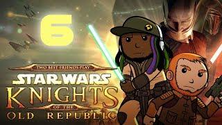 Best Friends Play Star Wars: KOTOR (Part 6)