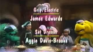 Barney's Adventure Bus Credits (1997)