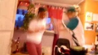 Two Hot Girls Dancing