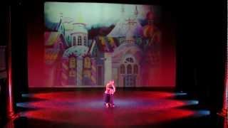 Danza Araba The Nutcraker -  Tiziana Conti