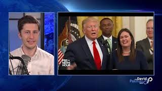 """Top Clips of the Week: Trump Call Fox """"Fake News,"""" Sarah Huckabee Sanders Resigning, & Much More!"""