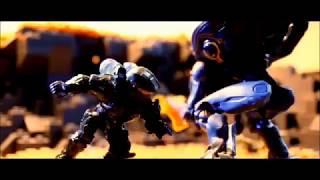 Halo Mega Bloks Miscellaneous Stop Motion Animations