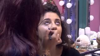 مكياج جديد للطالبات مع جيهان رعيدي - ستار اكاديمي 10 - New make up Ghada Kenza Lea
