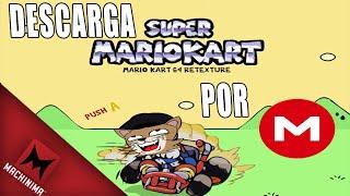 Descarga Mario Kart 64 HD PC