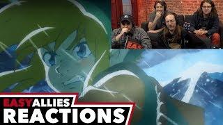 The Legend of Zelda: Link's Awakening - Easy Allies Reactions