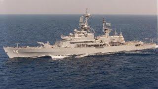USS BELKNAP CG 26 - US NAVY - Life on board a warship