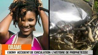 Ebony Reign chanteuse décédée dans un accident  prophetesse dit capable de,,,